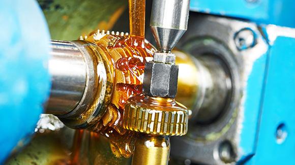 metalworking: gearwheel machining